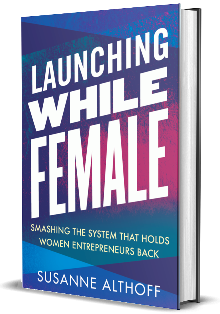 Launching While Female cover